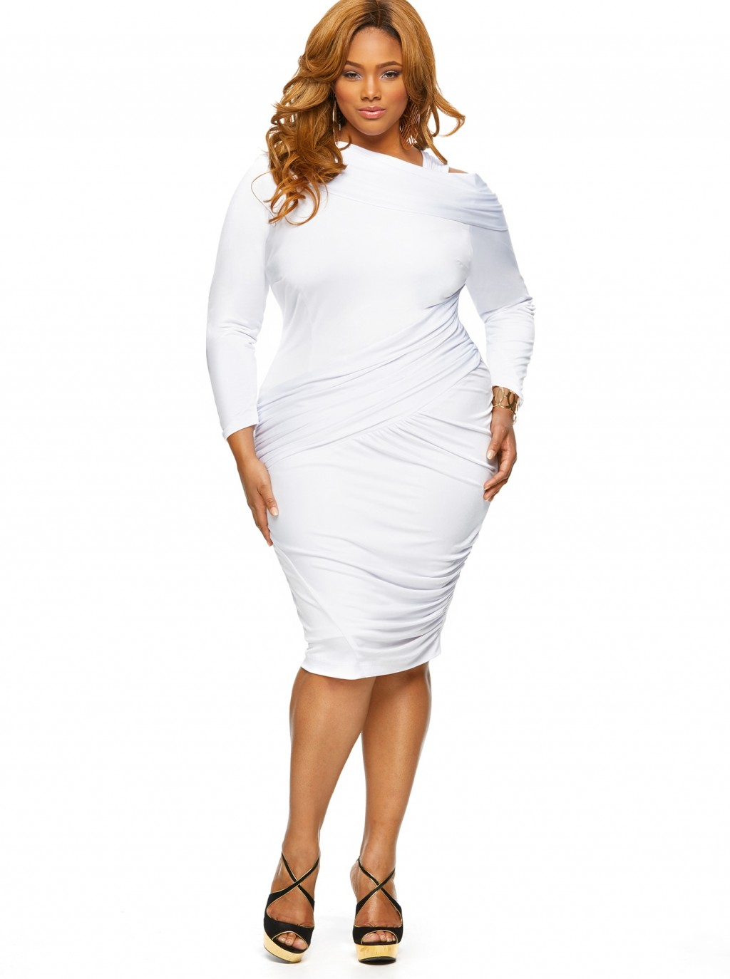 Plus Size Dresses Party 81